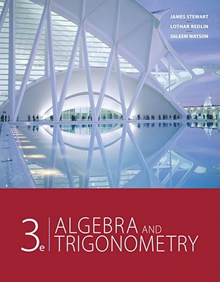 Image for Algebra and Trigonometry