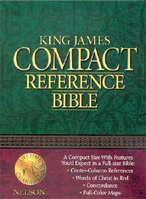 Image for Compact Reference Bible-KJV