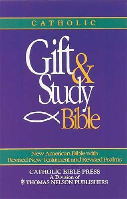 Image for Gift And Study Editions-nab