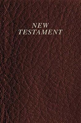 Image for Vest Pocket New Testament Red Letter (Red)