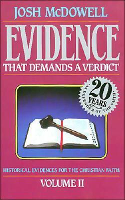 Image for Evidence That Demands A Verdict Vol. 2