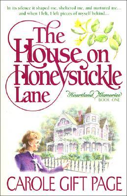 Image for The House on Honeysuckle Lane (Heartland Memories, Book 1)