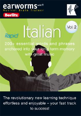 Image for Earworms Italian (Berlitz Earworms) Vol. 2