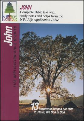 Image for John (Life Application Bible Studies (NIV))