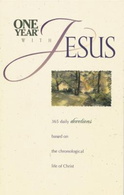 Image for One Year With Jesus: The Living Bible