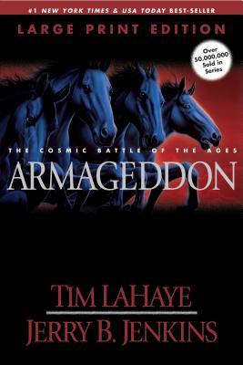 Image for Armageddon (Large Print)