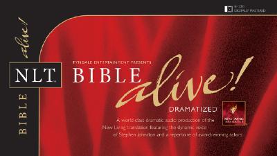 Image for Bible Alive! Dramatized: New Living Translation (NLT Bibles)