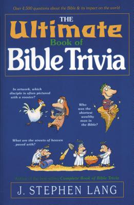 Image for The Ultimate Book of Bible Trivia