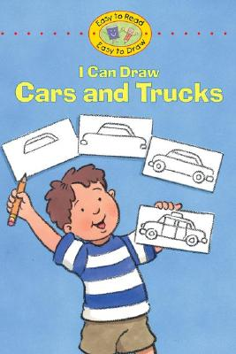 Image for Cars and Trucks (Easy-to-Read! Easy-to-Draw!)