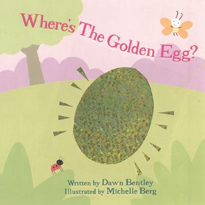 Image for Where's the Golden Egg? (Holiday Foil Books)