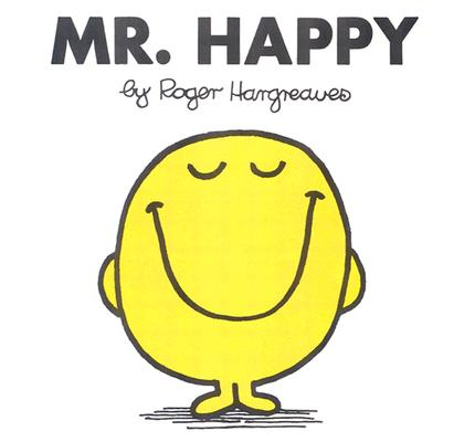 Mr. Happy (Mr. Men and Little Miss), Roger Hargreaves