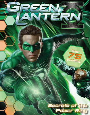 """Green Lantern: Secrets of the Power Ring, """"Unknown,"""""""