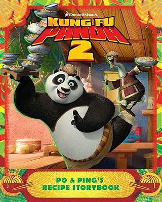"Kung Fu Panda 2: Po & Ping's Recipe Stor, ""Noll, Katherine"""