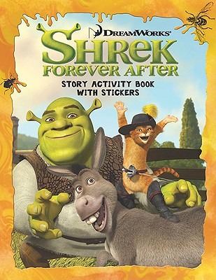 Image for Story Activity Book with Stickers (Shrek Forever After)