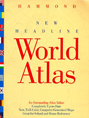 Image for Hammond New Headline World Atlas
