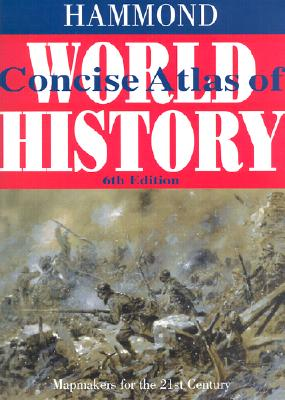 Image for Hammond Concise Atlas of World History
