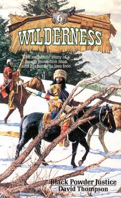 Image for Black Powder Justice (Wilderness Series #6)