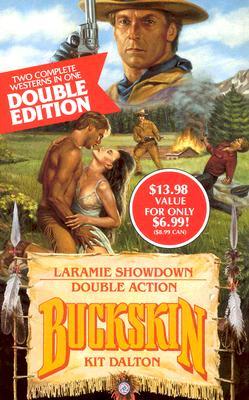 Image for Laramie Showdown/Double Action (Buckskin Double Edition)