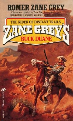 Image for Buck Duane: Rider of Distant Trails