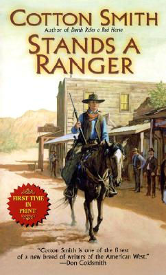 Image for Stands a Ranger (Leisure Historical Fiction)