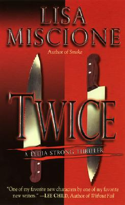 Image for Twice (Lydia Strong Novels)