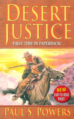 Image for Desert Justice (Leisure Western)