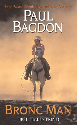 Image for Bronc Man (Leisure Historical Fiction)