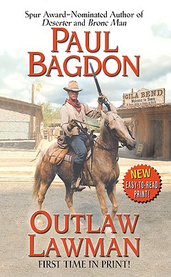 Image for Outlaw Lawman (Leisure Historical Fiction)