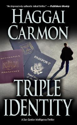 Triple Identity (Dan Gordon Thrillers), Haggai Carmon