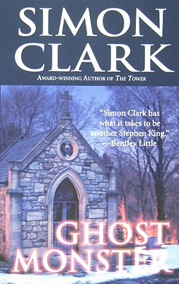 Ghost Monster, Clark, Simon