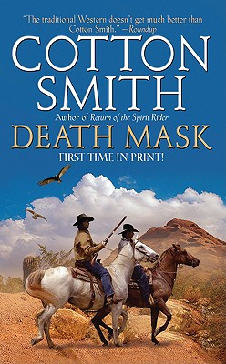 Death Mask (Leisure Historical Fiction), Cotton Smith