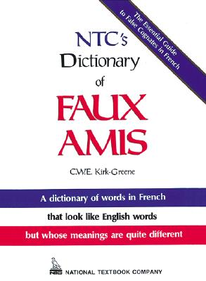 Image for NTC's Dictionary of Faux Amis