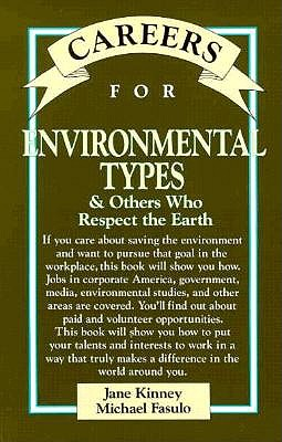 Image for Careers for Environmental Types and Others Who Respect the Earth: And Others Who Respect the Earth (McGraw-Hill Careers for You)