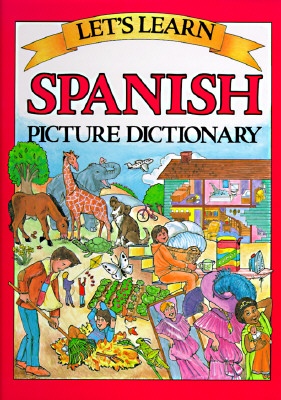 Image for Let's Learn Spanish Picture Dictionary (English and Spanish Edition)