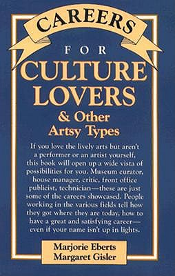 Image for CAREERS FOR CULTURE LOVERS AND OTHER ART