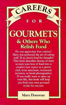 Image for CAREERS FOR GOURMETS