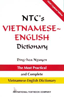 Image for Ntc's Vietnamese-english Dictionary