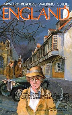 Image for Mystery Reader's Walking Guide: England