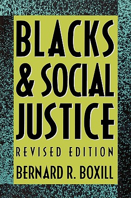 Image for BLACKS & SOCIAL JUSTICE : REVISED EDITION