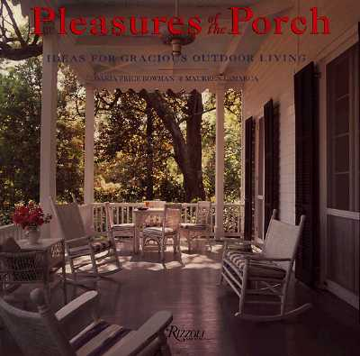 Image for PLEASURES OF THE PORCH