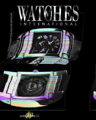 Image for Watches International: Volume VI
