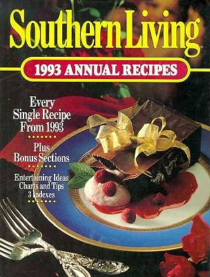Image for Southern Living 1993 Annual Recipes