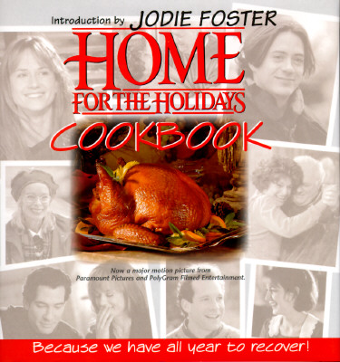 Image for HOME FOR THE HOLIDAYS COOKBOOK