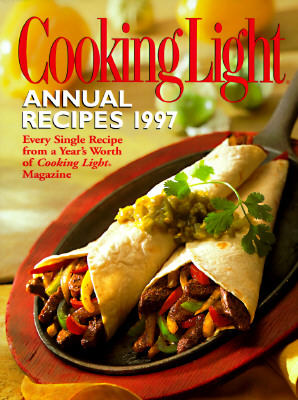 Image for Cooking Light : Annual Recipes 1997 (Serial)
