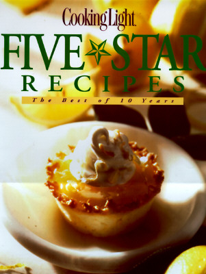 Image for Five Star Recipes: The Best of 10 Years