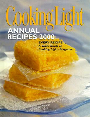 Image for Cooking Light: Annual Recipes 2000