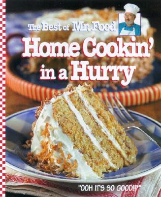 Image for BEST OF MR. FOOD HOME COOKIN' IN A HURRY