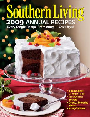 Image for Southern Living Annual Recipes 2009