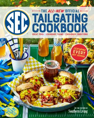 Image for ALL-NEW OFFICIAL SEC TAILGATING COOKBOOK