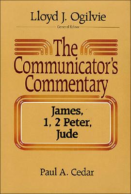Image for The Communicator's Commentary : James, 1, 2 Peter, Jude
